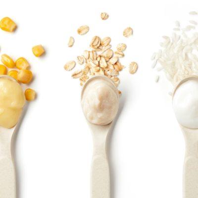 papillas caseras de cereales
