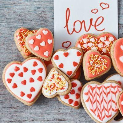 recetas romanticas para el día de los enamorados