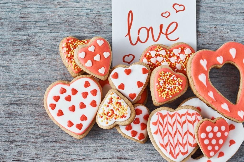 Recetas para San Valentín ❤️ 14/2/2021 ❤️