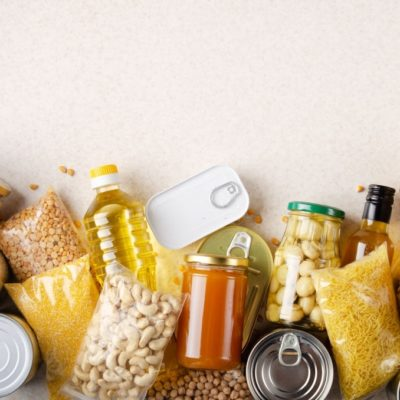Alimentos básicos para la despensa