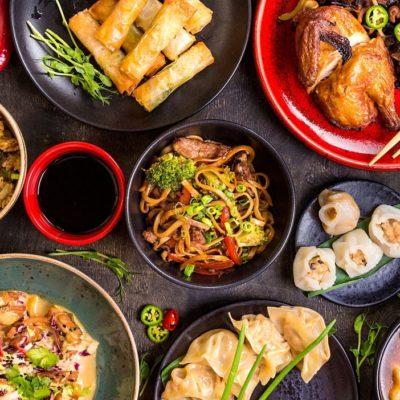 Recetas de comida oriental