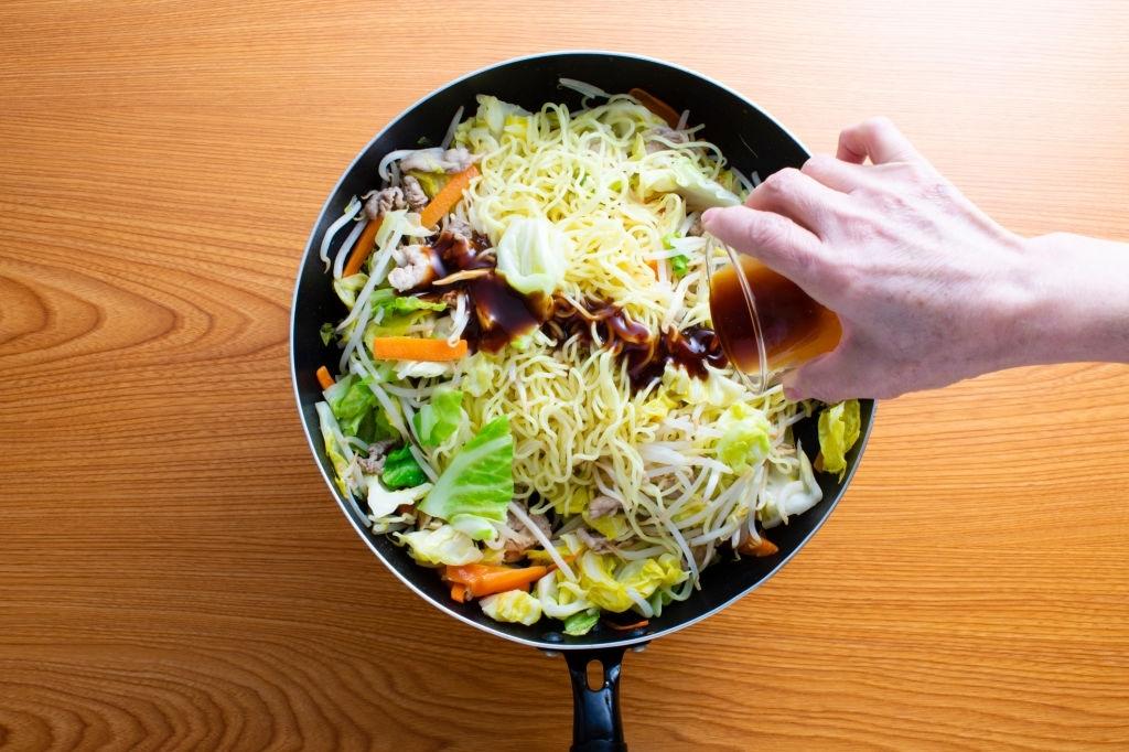 Yakisoba: otra de las recetas japonesas más populares