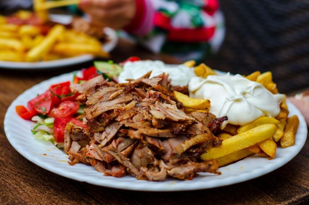 Ensalada KEBAB | 🥙 Pollo o Ternera ¡FÁCIL de HACER!