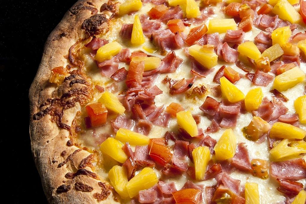 Pizza Hawaiana |🍍RECETA Casera