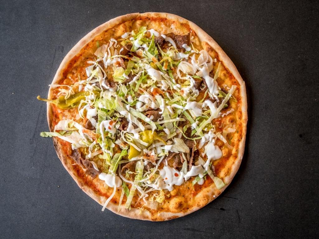 Pizza KEBAB | Receta FÁCIL ✅