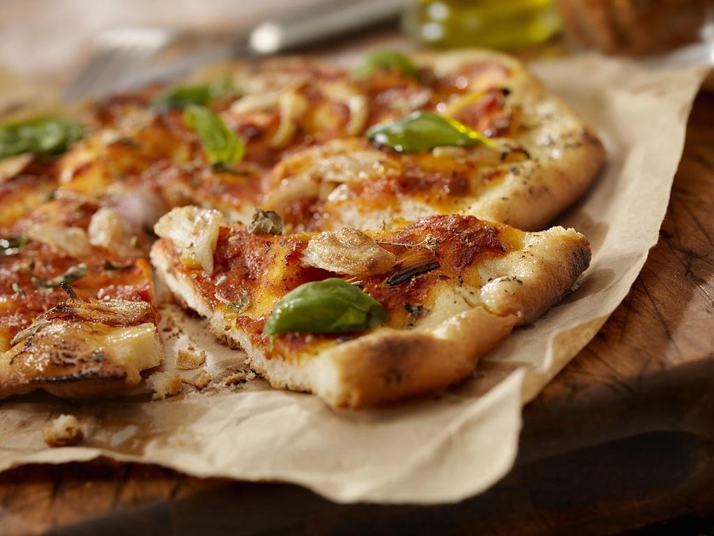 Pizza Marinara | 🇮🇹 Receta Italiana
