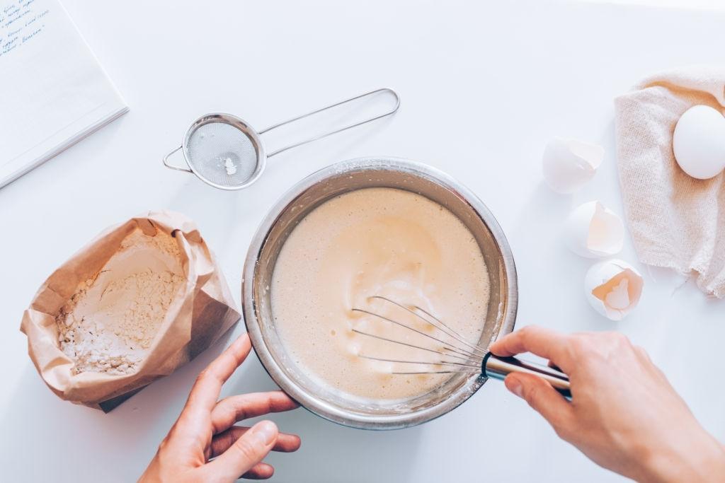 como hacer tortitas americanas