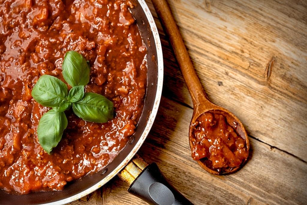 Salsa Boloñesa | Receta Italiana ¡la MEJOR!