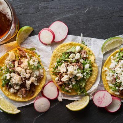 tacos mexicanos tradicionales
