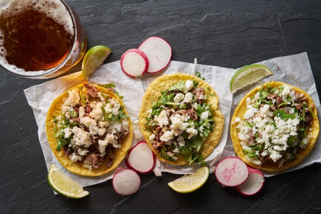 Tacos Mexicanos Caseros | 🇲🇽 Receta Tradicional Mexicana