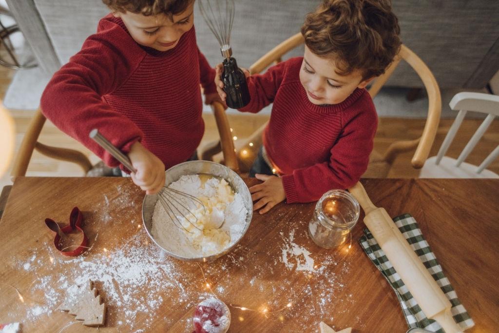 Recetas para hacer con Niños | Con Fichas de Recetas para Imprimir