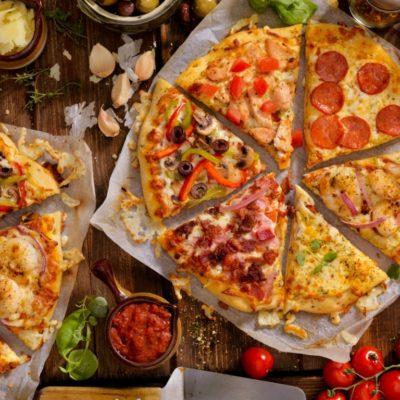 recetas de pizzas italianas