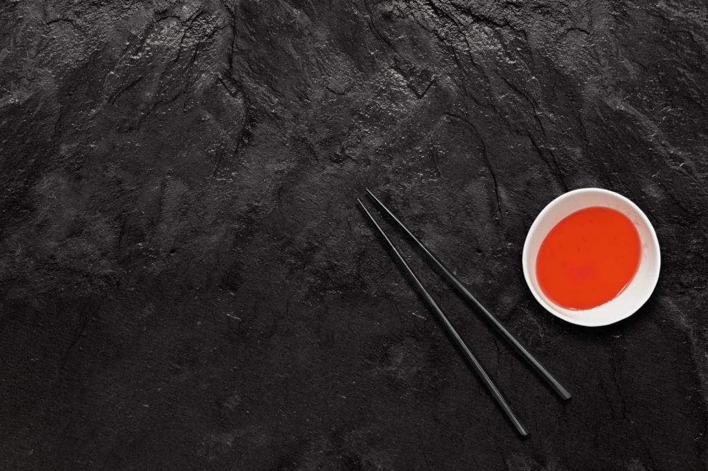 salsa sushi casera