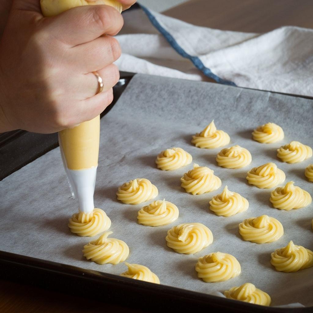 Masa Pasta Choux