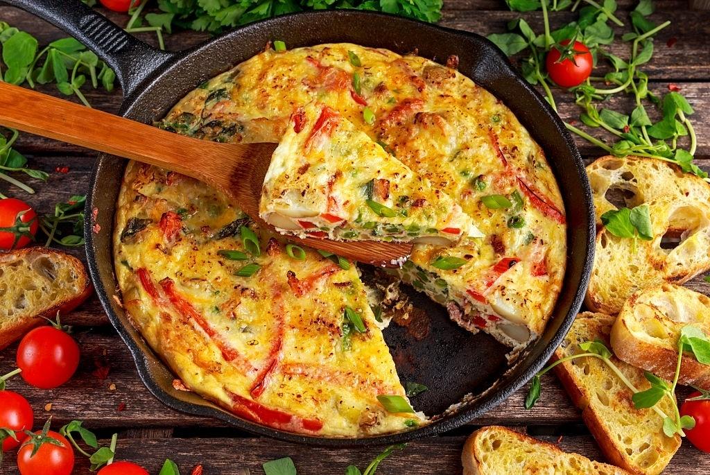 Recetas de Tortillas   10 Tortillas Originales y Fáciles para toda la Familia