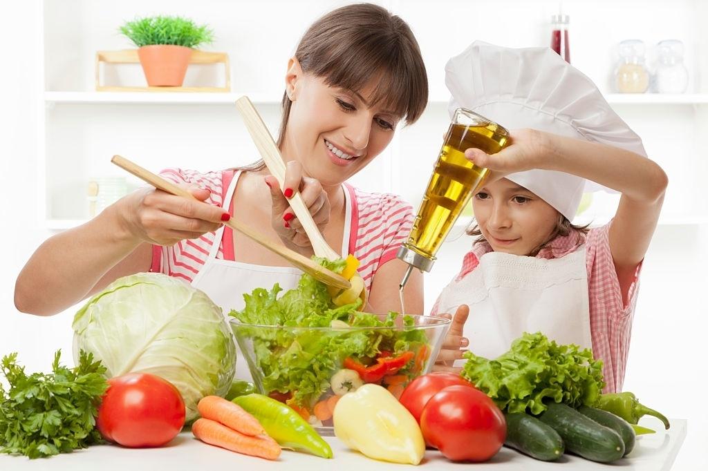 mejor aceite para niños