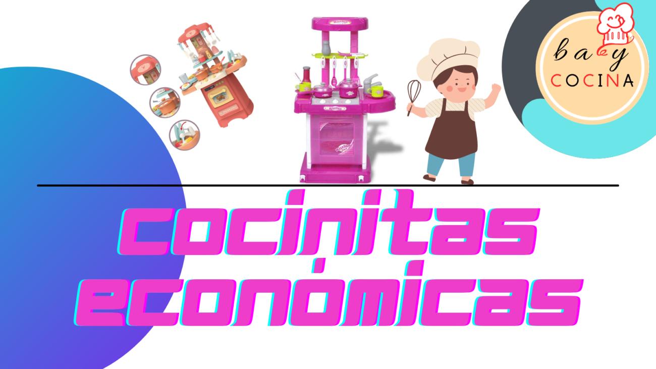 cocinitas de juguete economicas
