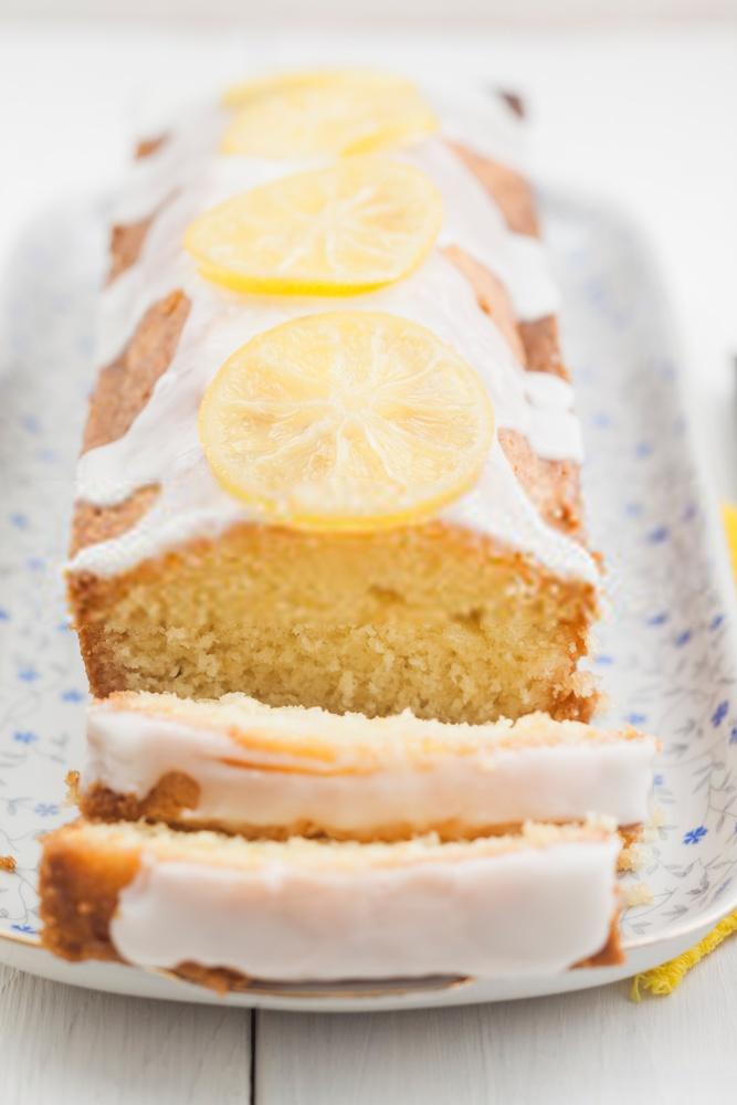 Glasa de limón