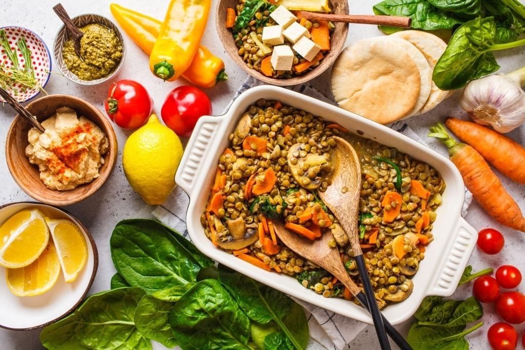 Almuerzos Veganos | 🌱 Proteicos y Sencillos ¡Ideas también para niños!