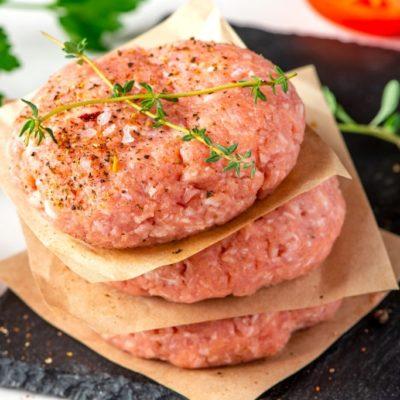 Cómo hacer hamburguesas con carne picada