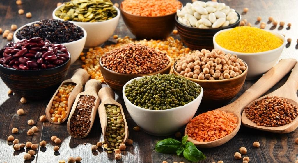 Legumbres como sustitutas de la carne en dietas veganas y vegetarianas