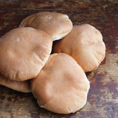 Cómo hacer pan en sartén