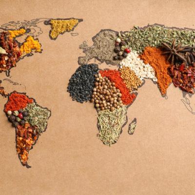 Recetas Internacionales del mundo