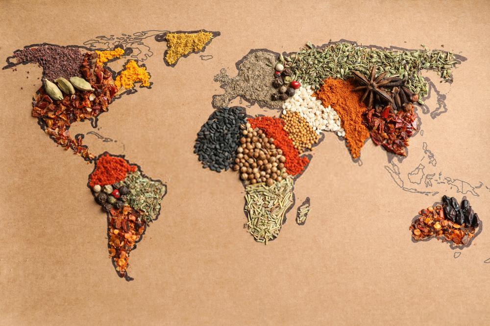 Recetas Internacionales 🌍 | Los Mejores Platos de Otros Países