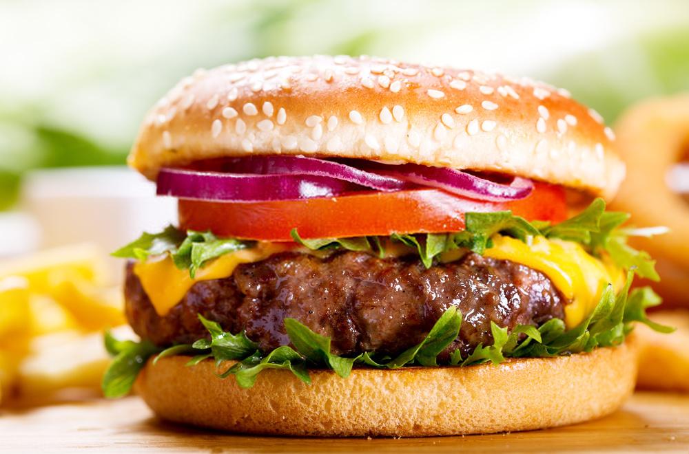 Hamburguesas Rellenas de Queso 🍔 🧀 | Caseras, Fáciles y Deliciosas