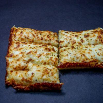pan de ajo mozzarella