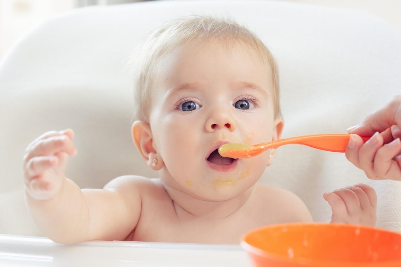 Puré de Lentejas para Bebés | Nutritivo y Muy Suave