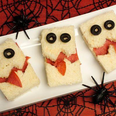 Bocadillos Halloween
