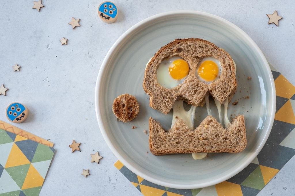 Sandwiches monstruo