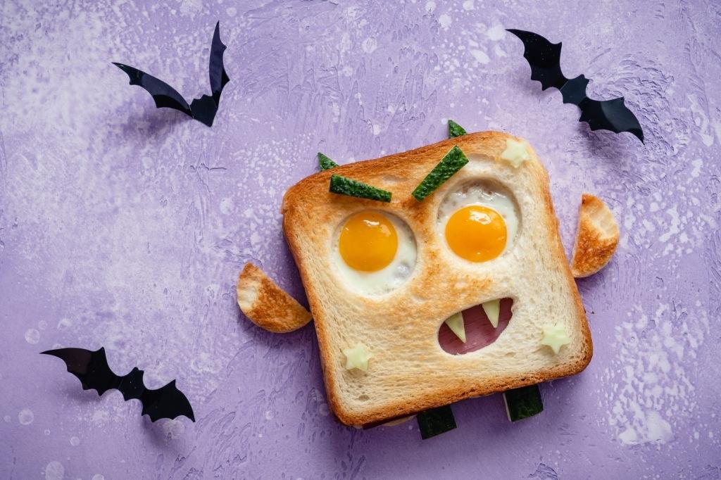 Sandwiches monstruos